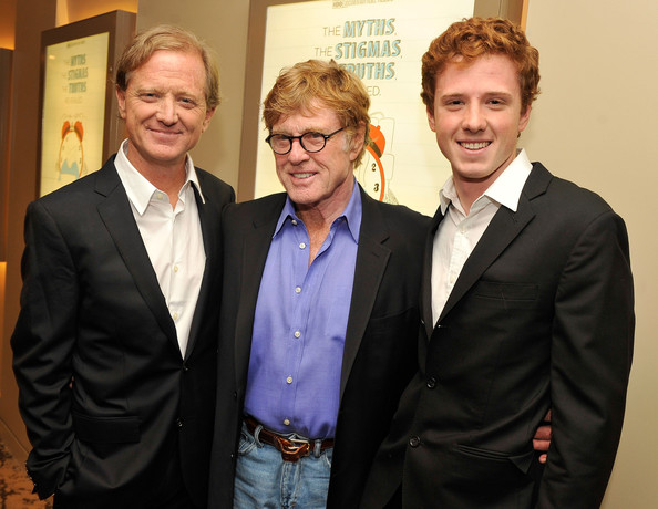 James Redford Dylan Redford Pictures HBO39s New York Premiere Of The