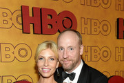 Morgan Walsh and Matt Walsh attend HBO's Post Emmy Awards Reception at The Plaza at the Pacific Design Center on September 17, 2017 in Los Angeles, California.