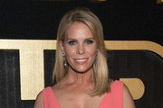 Cheryl Hines arrives at HBO's Post Emmy Awards Reception at the Plaza at the Pacific Design Center on September 17, 2018 in Los Angeles, California.
