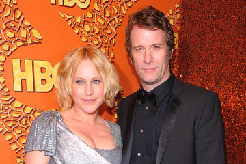 Patricia Arquette Thomas Jane HBO's Post Golden Globe Awards Party - Arrivals