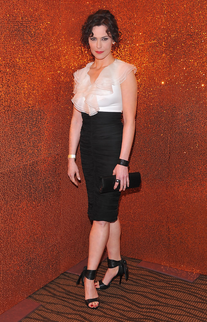Michelle Forbes - Michelle Forbes Photos - HBO's Post ... Michelle Forbes Birthday
