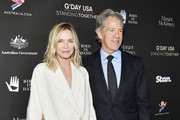 David E. Kelley and Michelle Pfeiffer Photos Photo
