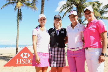 Beatrix Recari HSBC LPGA Brasil Cup - Preview Day 2