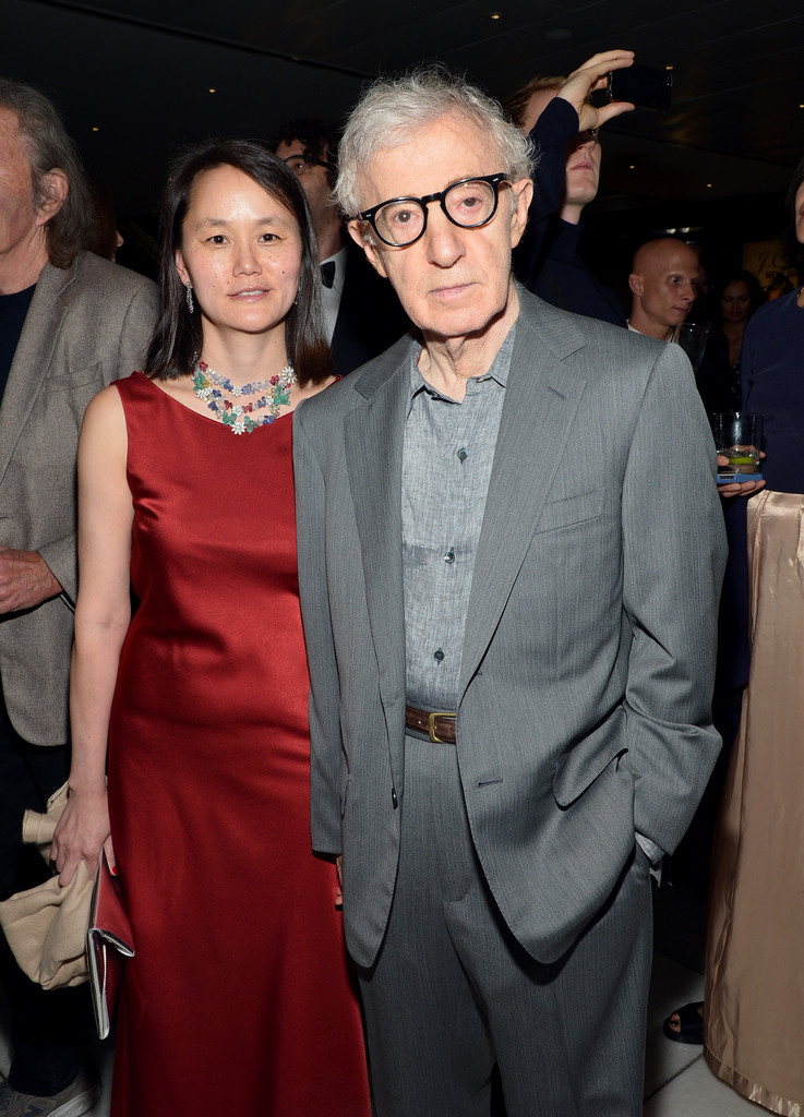 Who Is Soon-Yi Previn? 5 Things To Know About Woody Allens Wife - Hollywood Life