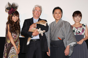 "Thelma Aoyama ""Hachiko: A Dog's Story"" Premiere"