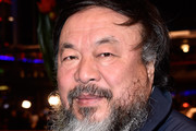 Ai Weiwei attends the 'Hail, Caesar!' premiere during the 66th Berlinale International Film Festival Berlin at Berlinale Palace on February 11, 2016 in Berlin, Germany.