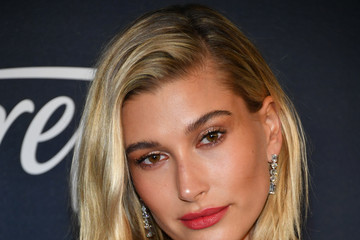 Hailey Bieber 21st Annual Warner Bros. And InStyle Golden Globe After Party - Arrivals