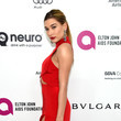 Hailey Rhode Baldwin 24th Annual Elton John AIDS Foundation's Oscar Viewing Party - Red Carpet