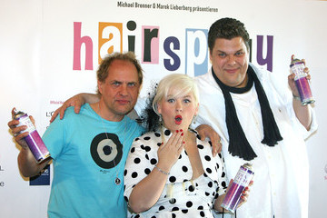 Tetje Mierendorf Hairspray Musical Press Conference