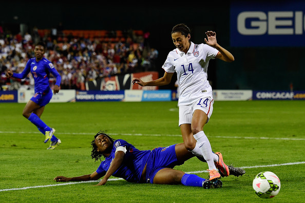 Hayti (MO) United States  city photos gallery : Christen Press Pictures Haiti v United States Zimbio