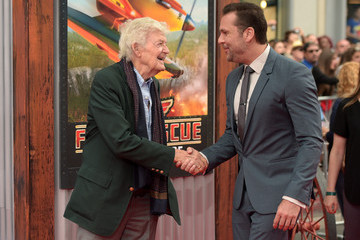 Hal Holbrook 'Planes: Fire & Rescue' Premieres in Hollywood — Part 2