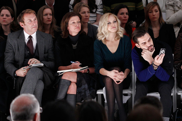 Yigal Azrouel - Front Row - Fall 2010 MBFW