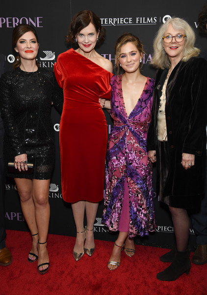 'The Chaperone' New York Premiere