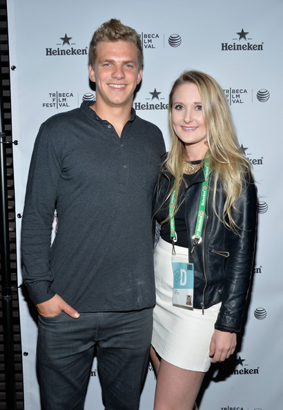 "2014 Tribeca Film Festival After Party For ""X/Y,"" hosted By Heineken, At Parlor"