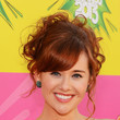 Haley Strode Nickelodeon's 26th Annual Kids' Choice Awards - Red Carpet