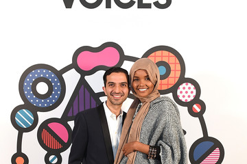 Halima Aden The Business of Fashion Presents VOICES - Welcome Dinner