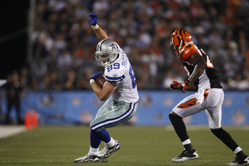 John Phillips Hall of Fame Game: Dallas Cowboys v Cincinnati Bengals