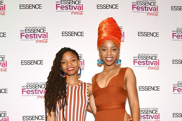 Halle Bailey 2017 ESSENCE Festival Presented By Coca-Cola Ernest N. Morial Convention Center - Day 1