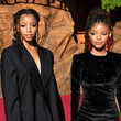 """Halle Bailey Premiere Of Disney's """"The Lion King"""" - Red Carpet"""
