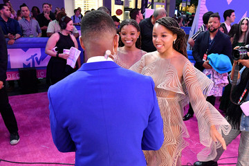 Halle Bailey 2018 MTV Video Music Awards - Red Carpet