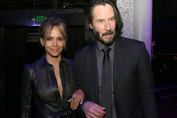 Halle Berry Keanu Reeves Special Screening Of Lionsgate's 'John Wick: Chapter 3 - Parabellum' - After Party