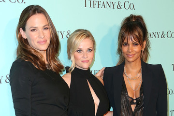 Halle Berry Tiffany and Co. Celebrates the Unveiling of Its Renovated Beverly Hills Store