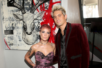 Halsey 2018 American Music Awards VIP Lounge Presented By Aviation American Gin