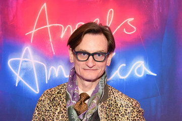 Hamish Bowles 'Angels In America' Broadway Opening Night - Arrivals Part 1
