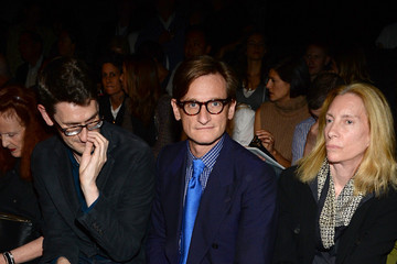 Hamish Bowles Proenza Schouler - Front Row - Mercedes-Benz Fashion Week Spring 2015
