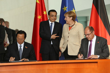 Han Changfu German-Chinese Government Consultations