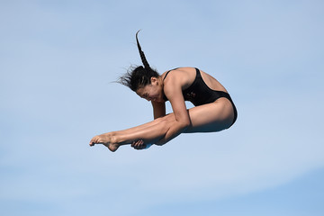 Han Wang FINA Diving Grand Prix
