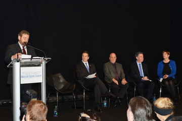 Hank Ratner Billy Joel Press Conference at Madison Square Garden