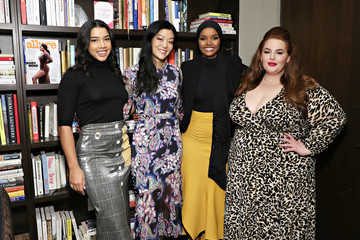 Hannah Bronfman Tess Holliday Allure & Ulta Beauty Host 'See Yourself, See Each Other' Panel Discussion