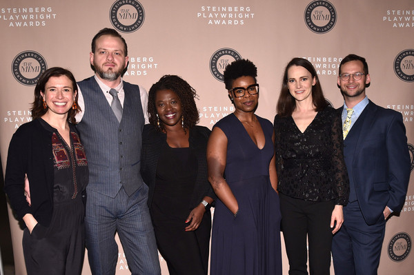 Harold And Mimi Steinberg Charitable Trust Hosts 2019 Steinberg Playwright Awards - Arrivals