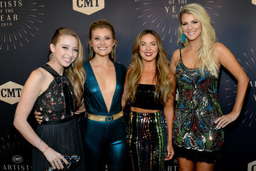 Hannah Mulholland 2018 CMT Artists Of The Year - Red Carpet