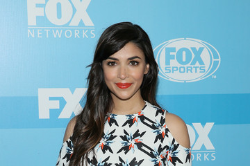 Hannah Simone 2015 FOX Programming Presentation - Red Carpet