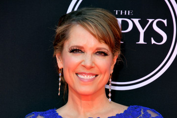 Hannah Storm The 2017 ESPYS - Arrivals