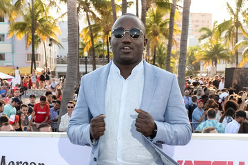 Hannibal Buress Paramount Pictures' World Premiere of 'Baywatch'