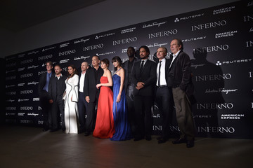 Hans Zimmer 'Inferno' Premiere in Florence
