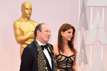 Hans Zimmer Arrivals at the 87th Annual Academy Awards — Part 3