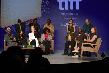 Hans Zimmer 2018 Toronto International Film Festival - 'Widows' Press Conference