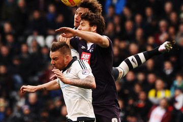 Hara Fulham v Derby County - Sky Bet Championship