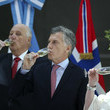 Harald V of Norway Day 1 - Queen Sonjia And King Harald State Visit To Argentina