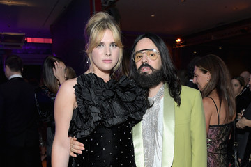 Hari Nef 2018 LACMA Art + Film Gala Honoring Catherine Opie And Guillermo Del Toro Presented By Gucci - Inside