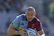 Mike Brown of Harlequins during the Gallagher Premiership Rugby match between Harlequins and Sale Sharks at Twickenham Stoop on September 1, 2018 in London, United Kingdom.