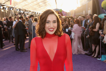 Harley Quinn Smith The World Premiere of Marvel Studios' 'Guardians of the Galaxy Vol. 2'