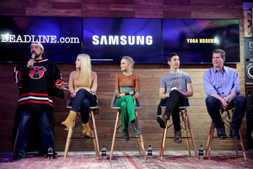 Harley Quinn Smith Lily-Rose Melody Depp The Samsung Studio At Sundance Festival 2016 - Day 2  - 2016 Park City