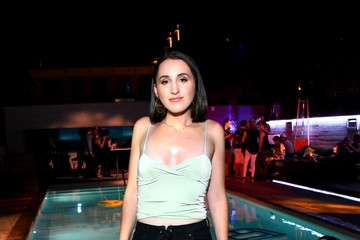 Harley Quinn Smith FANDOM Fest Party At SDCC