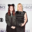 Harlow Olivia Calliope Jane Arrivals at the People's Choice Awards — Part 2