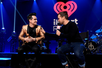Harms iHeartRadio Album Release Party With Panic! At The Disco At The iHeartRadio Theater In Los Angeles